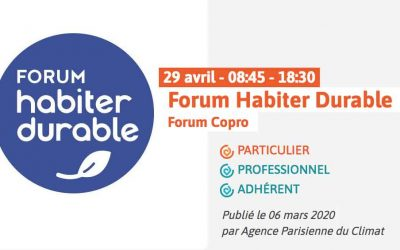 Forum Habiter Durable