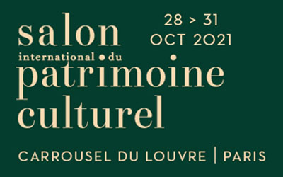 Salon du patrimoine culturel 2021